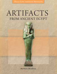 Cover image for Artifacts from Ancient Egypt