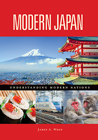 Cover image for Modern Japan