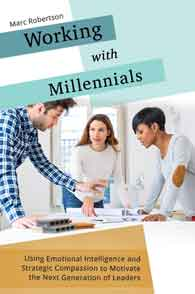 Cover image for Working with Millennials