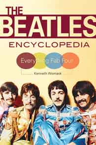 The Beatles Encyclopedia cover image