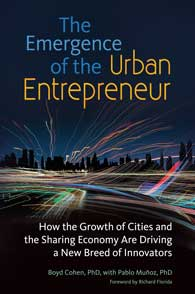 Cover image for The Emergence of the Urban Entrepreneur