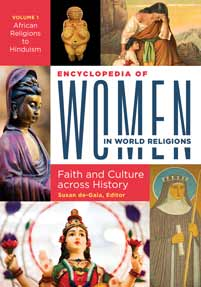 Cover image for Encyclopedia of Women in World Religions