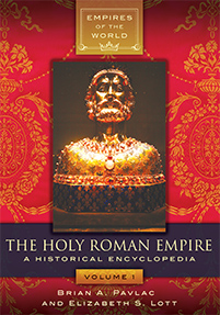 Cover image for The Holy Roman Empire