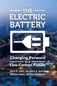 Cover image for The Electric Battery