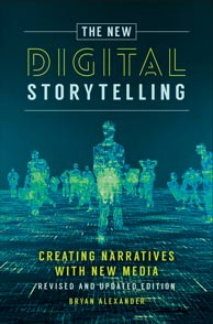 Cover image for The New Digital Storytelling