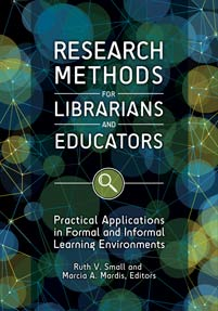Cover image for Research Methods for Librarians and Educators