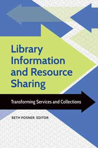 Cover image for Library Information and Resource Sharing