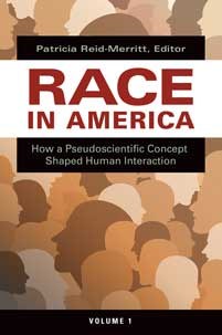 Cover image for Race in America