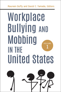 Cover image for Workplace Bullying and Mobbing in the United States