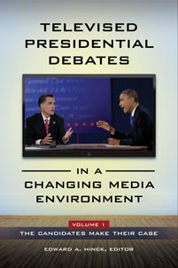 Televised Presidential Debates in a Changing Media Environment cover image