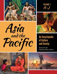 Cover image for Asia and the Pacific