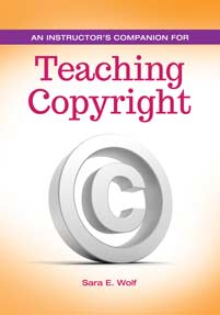 Cover image for An Instructor's Companion for Teaching Copyright