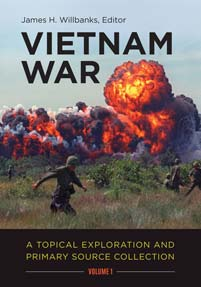 Cover image for Vietnam War