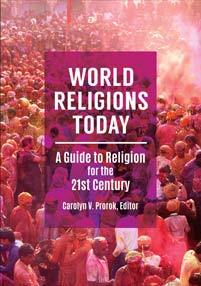 Cover image for World Religions Today
