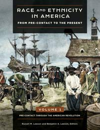 Cover image for Race and Ethnicity in America