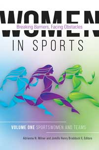 Cover image for Women in Sports