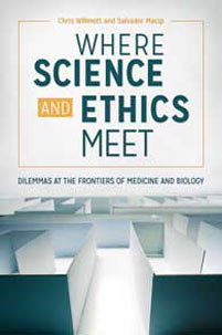 Cover image for Where Science and Ethics Meet