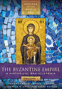 Cover image for The Byzantine Empire
