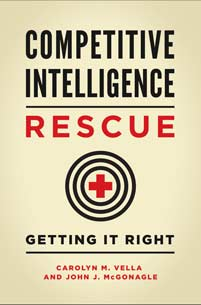 Cover image for Competitive Intelligence Rescue