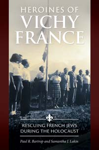 Cover image for Heroines of Vichy France