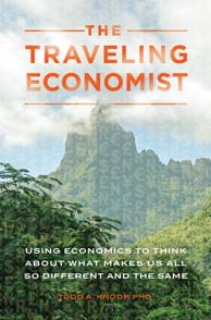 The Traveling Economist cover image