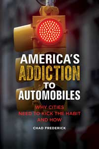 Cover image for America's Addiction to Automobiles