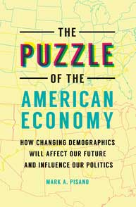 Cover image for The Puzzle of the American Economy