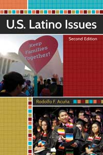 U.S. Latino Issues, 2nd Edition cover image
