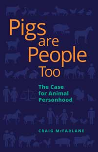Cover image for Pigs Are People, Too