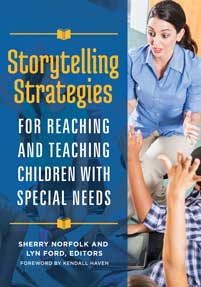 Storytelling Strategies for Reaching and Teaching Children with Special Needs cover image