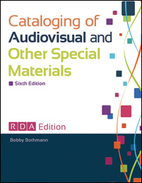 Cover image for Cataloging of Audiovisual and Other Special Materials