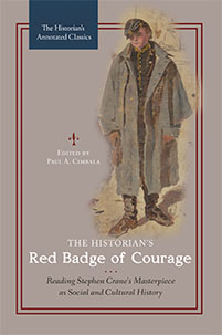 Cover image for The Historian's Red Badge of Courage