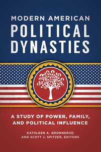Cover image for Modern American Political Dynasties