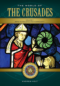 Cover image for The World of the Crusades