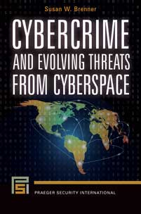 Cover image for Cybercrime and Evolving Threats from Cyberspace