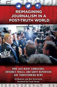 Cover image for Reimagining Journalism in a Post-Truth World