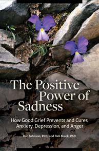 The Positive Power of Sadness cover image