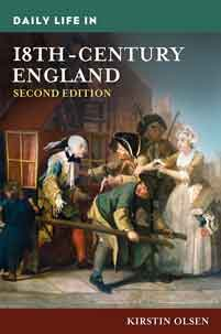 Daily Life in 18th-Century England, 2nd Edition cover image