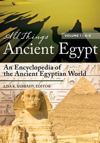 Cover image for All Things Ancient Egypt