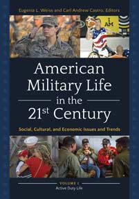 Cover image for American Military Life in the 21st Century