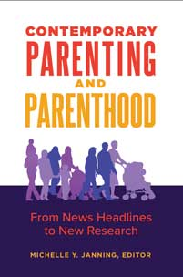 Cover image for Contemporary Parenting and Parenthood