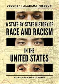 Cover image for A State-by-State History of Race and Racism in the United States