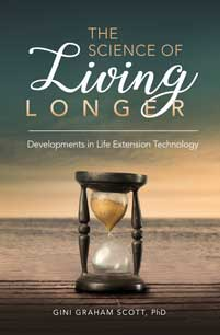 Cover image for The Science of Living Longer