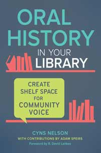 Cover image for Oral History in Your Library
