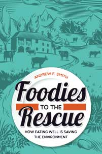 Cover image for Foodies to the Rescue
