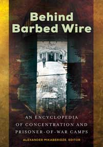 Behind Barbed Wire cover image