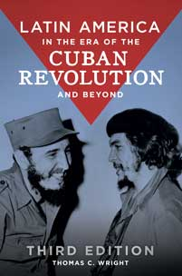Cover image for Latin America in the Era of the Cuban Revolution and Beyond