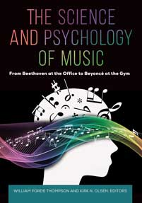 Cover image for The Science and Psychology of Music