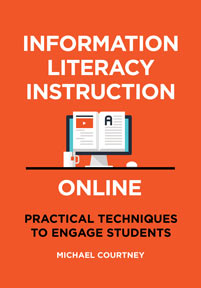 Cover image for Information Literacy Instruction Online