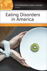 Cover image for Eating Disorders in America